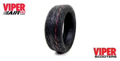 Electric Scooter Tubeless Rear Tyre (70-65-6.5), Viper Air Pro