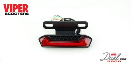 Electric Scooter Rear Brake Light Viper Duel 5600