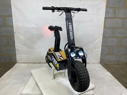Refurbished Velocifero Mad 2000W 60V Lithium Electric Scooter – No 78 (VSR-0025)