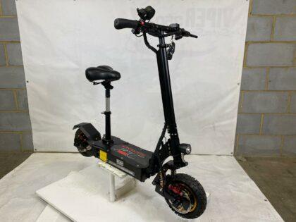 Refurbished Viper Duel 2000W 60V Lithium Electric Scooter (VSR-0030)