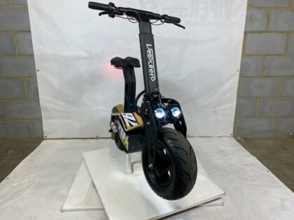 Refurbished Velocifero MAD 1000W 48V Lead Acid Direct Drive (No78) Electric Scooter (VSR-0031)